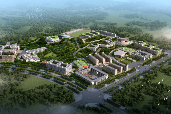毕节市卫生学校一期工程建设项目