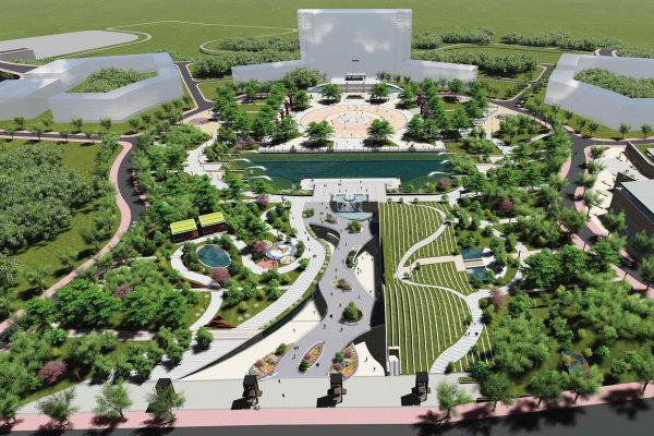 赫章会展中心广场项目跟踪审计